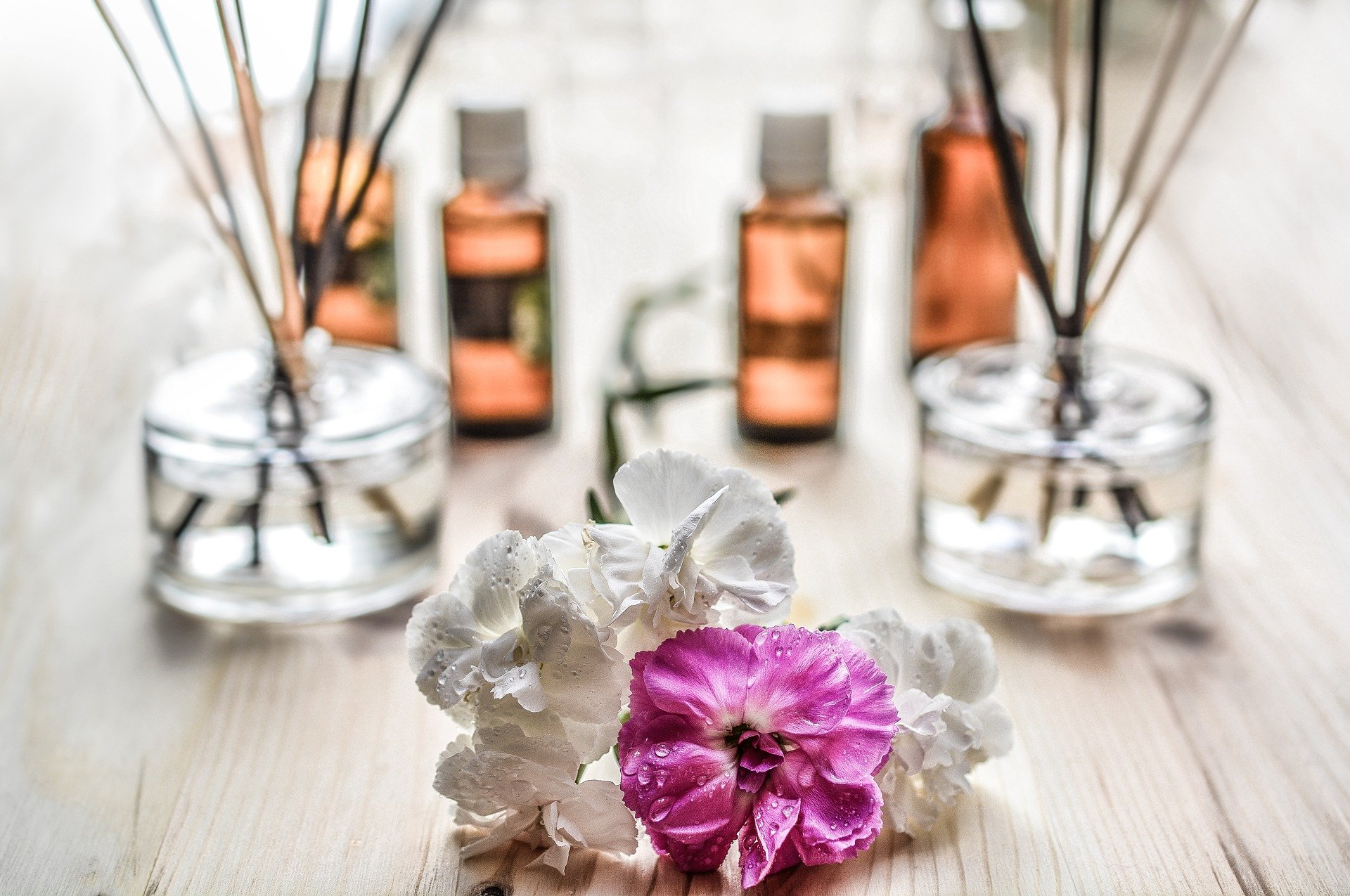 olejki do aromaterapii